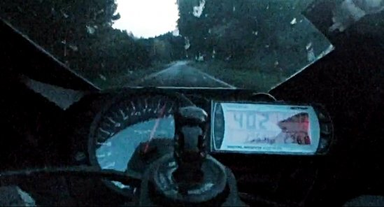 Turborider 402 kmh