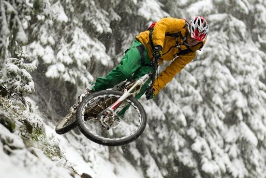 Tobias Woggon beim Lensescape 2011 - Dieses Jahr ohne Schnee