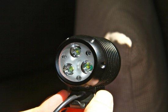 Bikeray III Lampentest IBC 08
