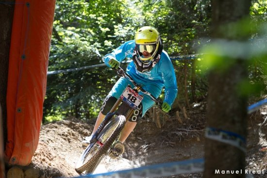#18 Wallner EDC Leogang by Manuel Riedl
