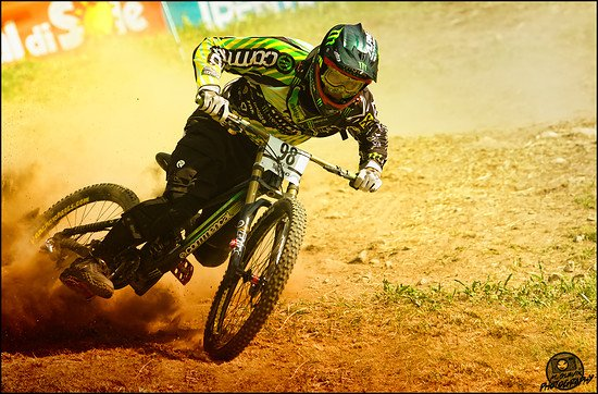UCI - Downhill Worldcup Italy, Val di Sole 2012