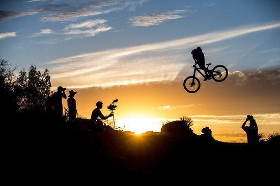 WHIP beim Red Bull Rampage