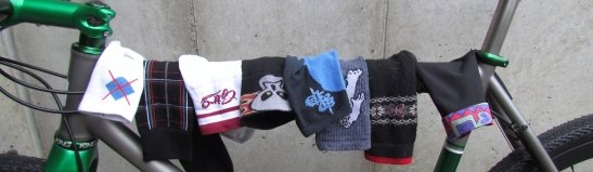 washing socks again