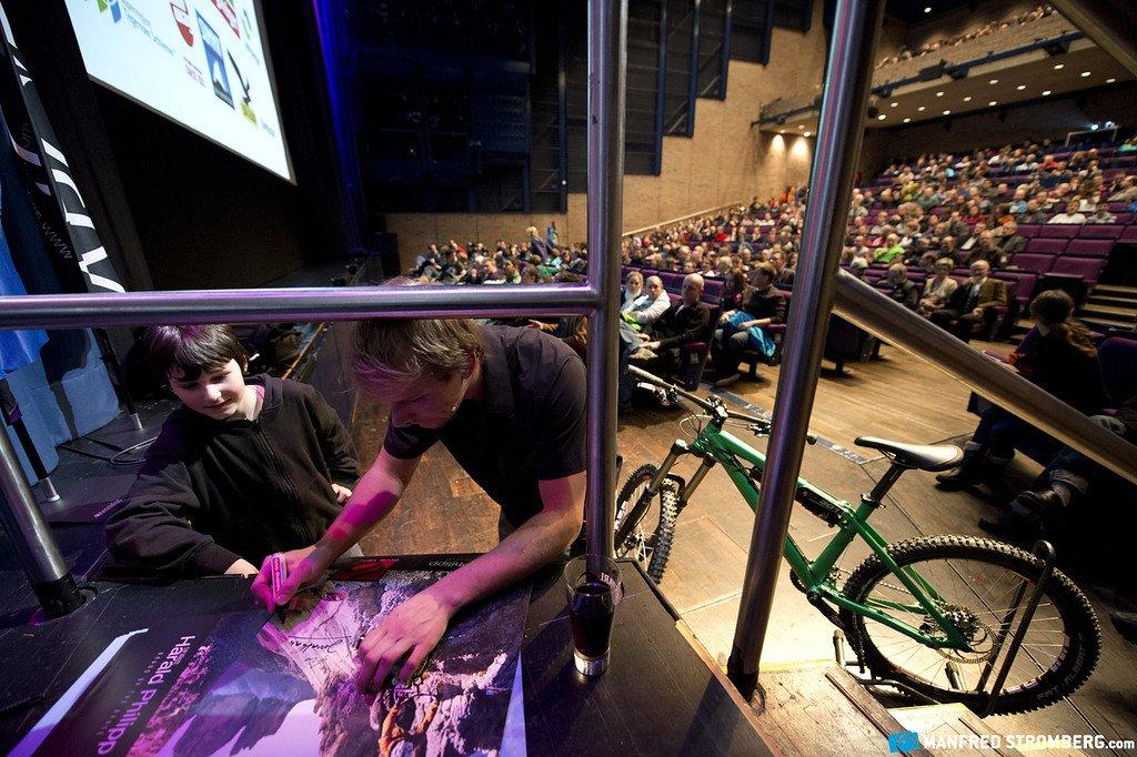 Harald Philipp - Vortrag Bike-Bergsteigen (BBS)