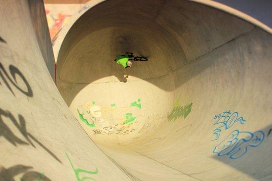 tunnel vorne