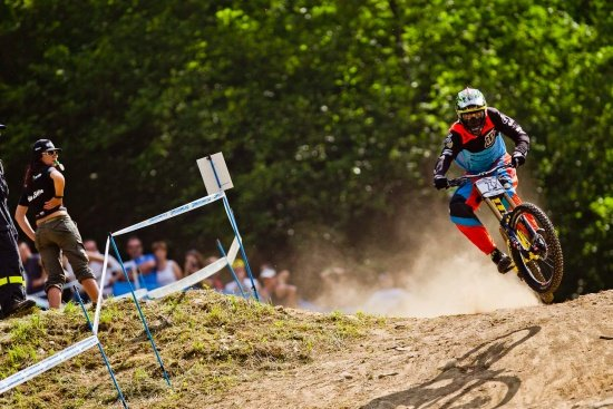 26 Brendan Fairclough - Val di Sole 2012