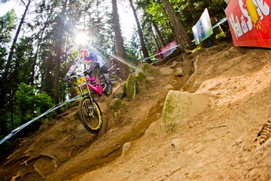 01 Tracey Hannah - Val di Sole 2012