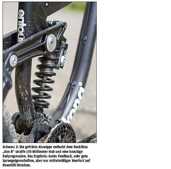 Freeride-magazine Rock Shox van r
