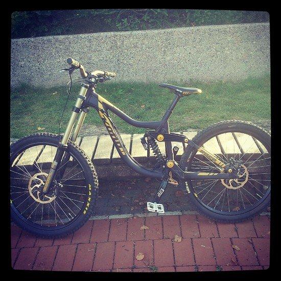 Operator Mein Bike