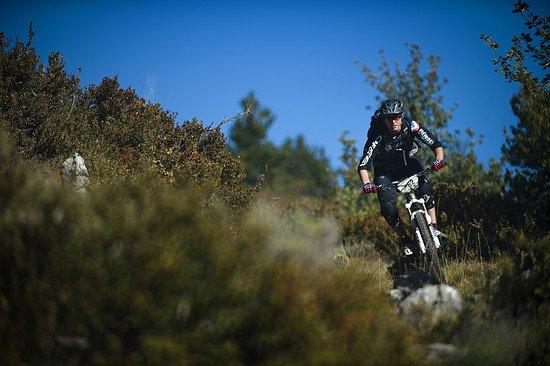 Riding Trans Provence 2013