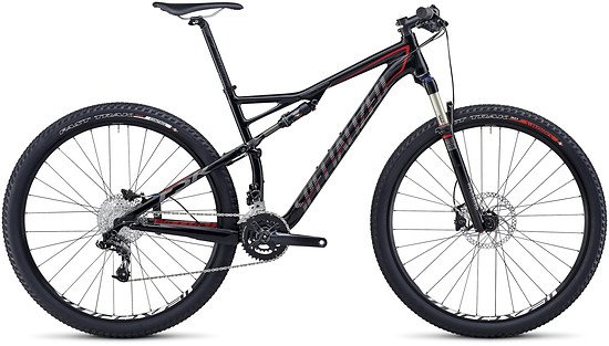 Specialized Epic Comp 29 - black char red