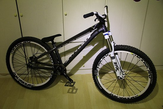 Specialized P.3 2014 *Update* 9,6kg