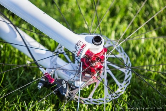 White Brothers LOOP TRC 140 29er Review 12