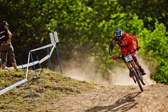 24 Josh Bryceland - Val di Sole 2012