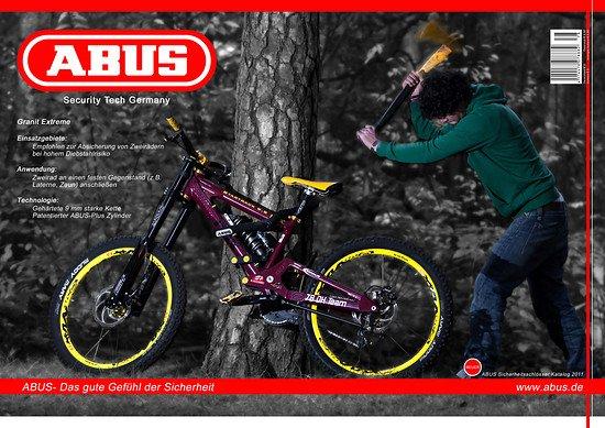 ABUS SECURE Nox Startrack 9