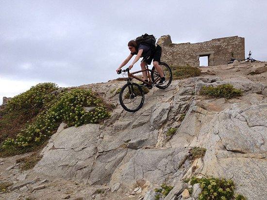 Felsenspaß auf Quiberon