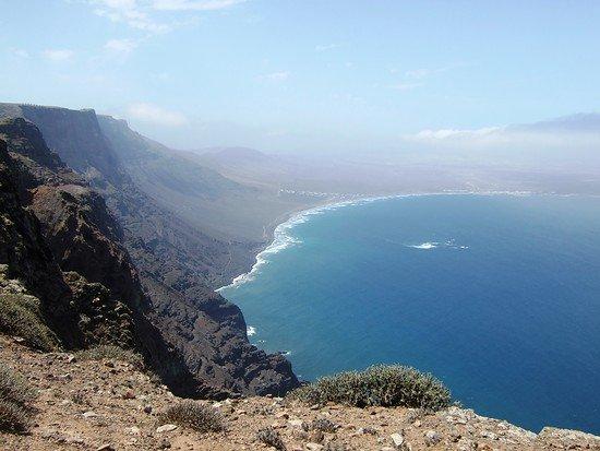 Lanzarote_Steilküste 2