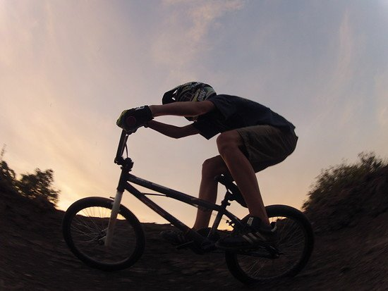 Ride Some BMX