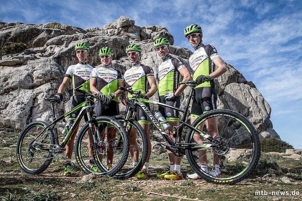 Multivan Merida Biking Team 2013