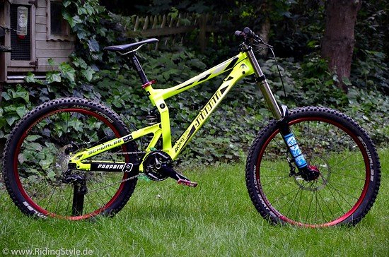 RidingStyle Propain Rage in gelb 035 a