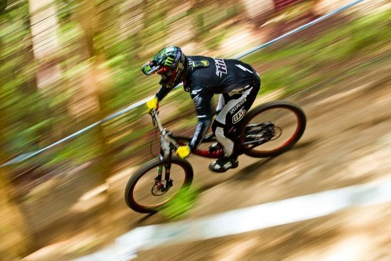 57 Sam Hill - Val di Sole 2012