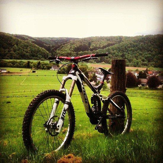 Trail Maschine