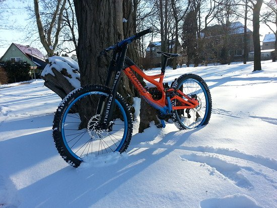 Update Specialized Demo 8 TLD