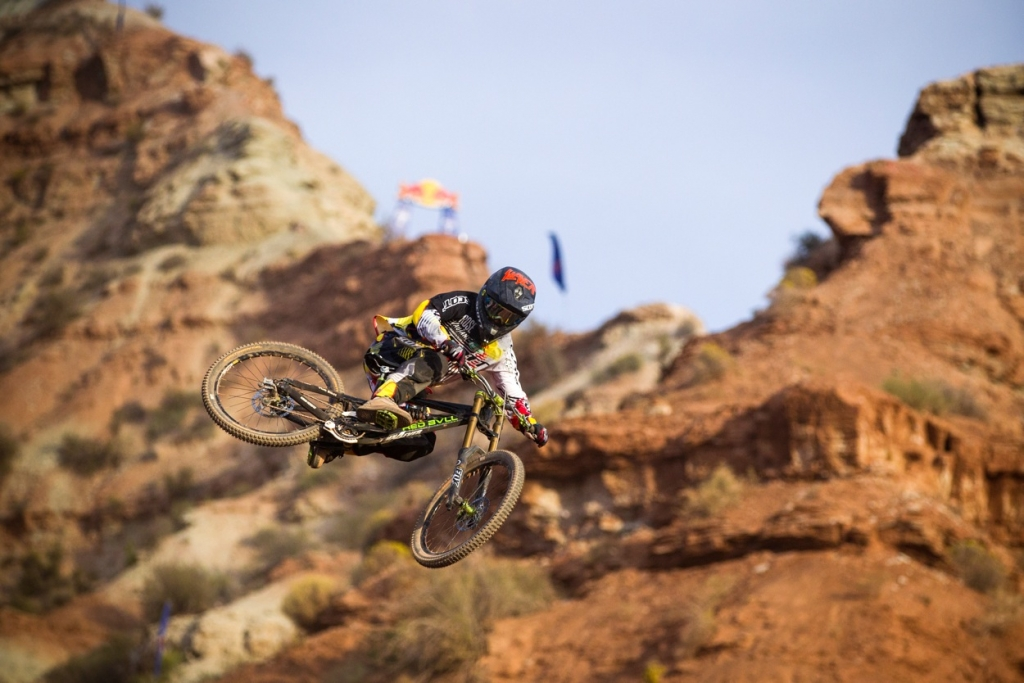 Nico Vink @ Red Bull Rampage 2012 - by Seb Schieck