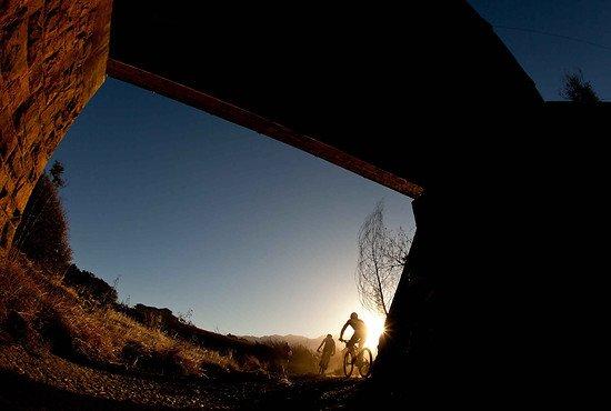 Under the bridge - Sam Clark-Cape Epic-SPORTZPICS