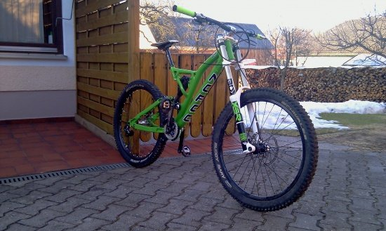 Norco DH 08