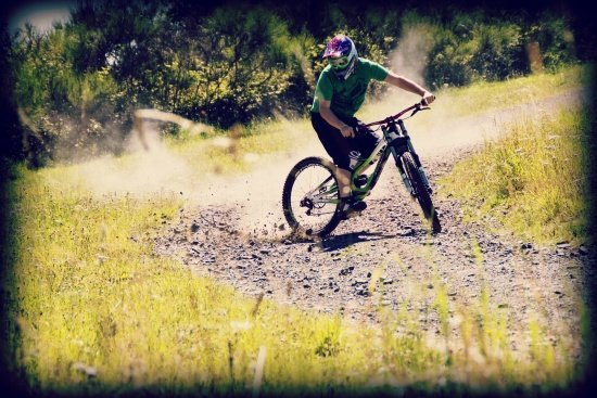 Drift and Dust.
