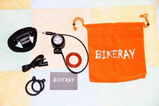 Bikeray III Lampentest IBC 03