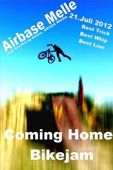 Coming Home Bikejam