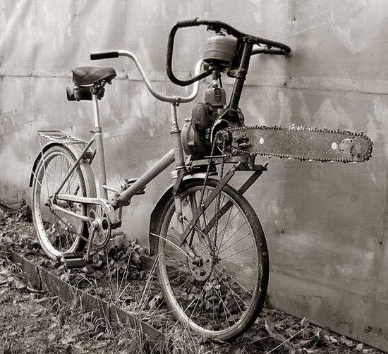 Bushbike