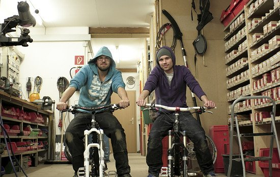 Bike Werkstatt ´13