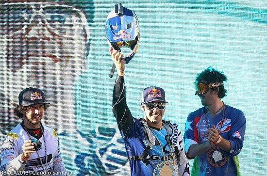 Der Gewinner - Marcelo Gutierrez. Foto: Claudio Santana