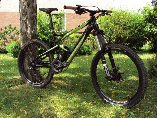 Cannondale Jekyll 2012