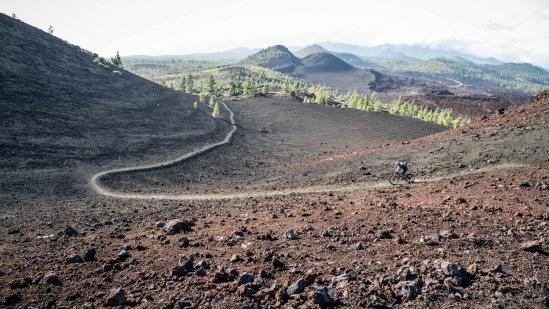 Der Vulkan lebt