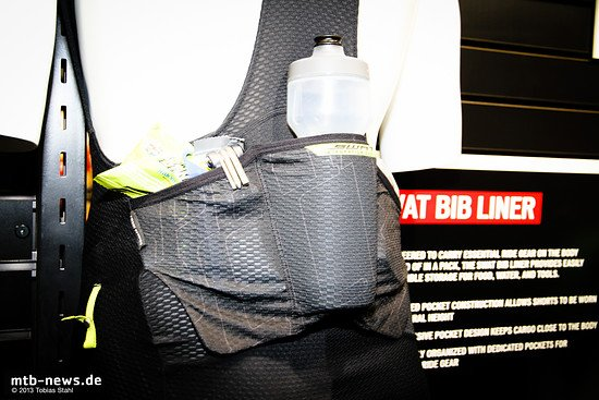 Specialized 2014 - SWAT Bib Liner - Detail