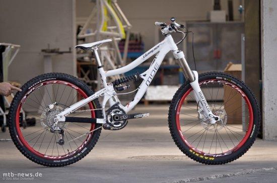MDE Bikes Damper SX Customaufbau