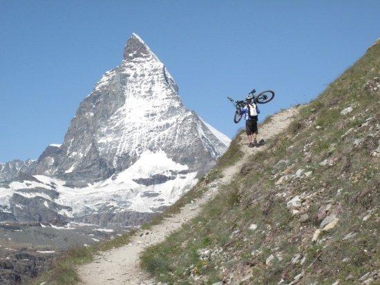 Schweiz 2012 / Matterhorn