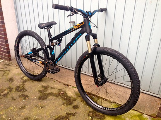 Specialized P.Slope Berrecloth 10th Anniversary