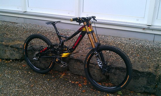 Specialized S-Works Demo 8 Troy Lee Limited