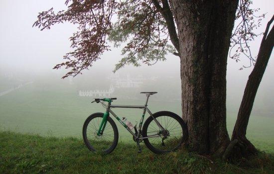 Alliance Bicycles  TITANIUM and fog