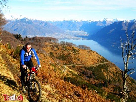 Lago Maggiore Alpe di Naccio 07-01-2013 img 0737