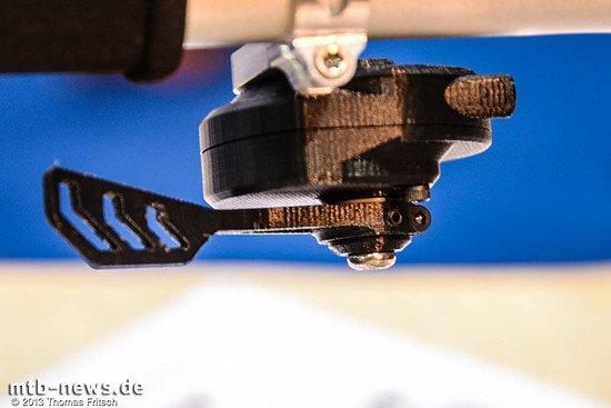 Rapid-Protoytp für Pinion oder Rohloff Getriebe
