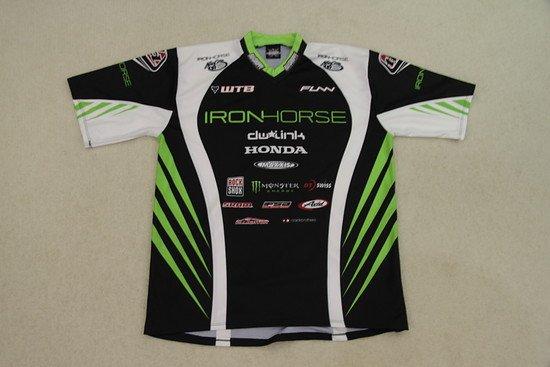 Iron Horse Team Jersey