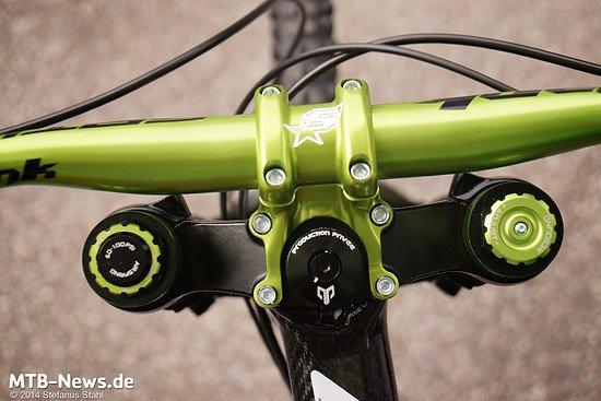 Das perfekt abgestimmte Show-Bike hätte das Zeug zum Bike der Woche