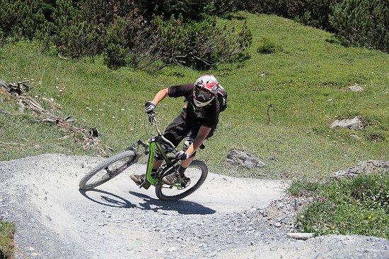 Pitch@Flims/Runca-Trail