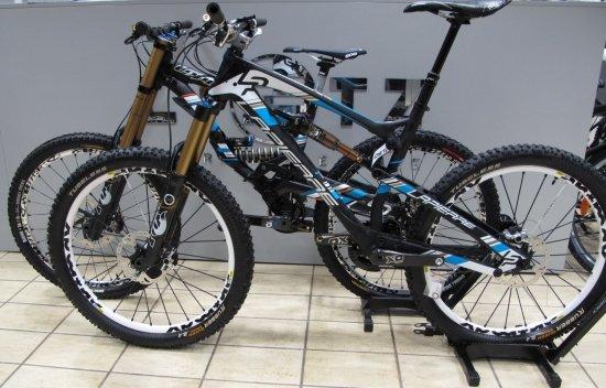 Lapierre Team Bikes 2013